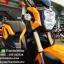 โอนฟรี!! Zoomer-x ปี57 สภาพสวยแจ่ม เครื่องเยี่ยม สีสด ราคา 37,000 thumbnail 13