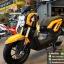 โอนฟรี!! Zoomer-x ปี57 สภาพสวยแจ่ม เครื่องเยี่ยม สีสด ราคา 37,000 thumbnail 5