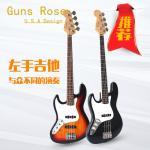 Guns Rose Bass Left Hand