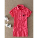 เสื้อคลุมท้องแฟชั่น เสื้อเชิ้ตแฟชั่น ใส่ทำงานได้ เปิดให้นมได้ สะดวกคะ สีขาว และ สีชมพู