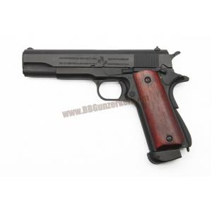 M1911 A1 กริ๊ปไม้ 2 แม็ก 2 ระบบ(Gas/Co2) - BELL EG923MB