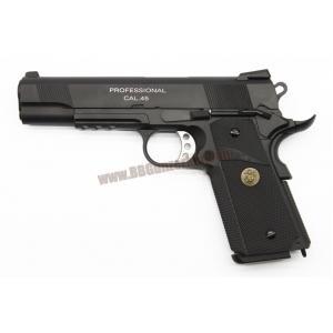 M1911 M.E.U. Rail Guns สีดำ - WE