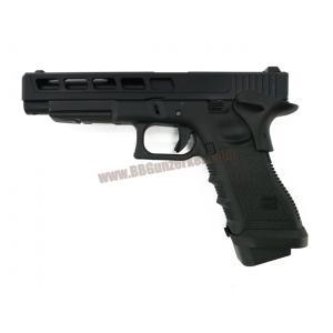R34-F : Glock34 F Custom ดำ - ARMY Armament