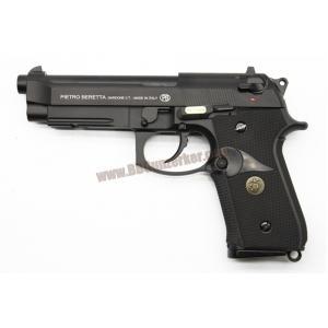 Beretta M9A1 สีดำกริ๊ป MEU - WE
