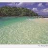 โปสการ์ด หมู่เกาะรอบอ่าวนาง จังหวัดกระบี่ /ทะเล/ชายหาด/อุทยานแห่งชาติ