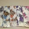 ผ้าพันคอ Pashmina พาสมีน่า Intrend แฟชั่น ลาย ดอกไม้ PS1061N