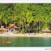 โปสการ์ด อุทยานแห่งชาติหมู่เกาะช้าง จังหวัดตราด /ทะเล/ชายหาด/อุทยานแห่งชาติ