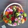 ตระกร้าดอกไม้ 02