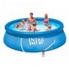 Intex Easy set Pool Intex-28146 พร้อมเครื่องกรอง