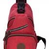 พร้อมส่ง!!! fashion กระเป๋าสะพายไหล่ รุ่น FT08 ( สีแดง )
