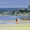 โปสการ์ด หัวหิน จังหวัดประจวบคีรีขันธ์ /ทะเล/ชายหาด