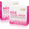 OZEE Nice Facial Mask โอซีไนซ์เฟเชียลมาส์ก 10gm ผลิตภัณฑ์ NEW ITEM BY OZEE ครีมมาส์ก ที่ใส่ใจทุกรายละเอียด