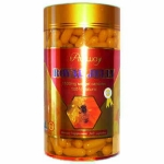 Ausway Royal Jelly 1500mg 100% Natural 365 Softgel Capsules นมผึ้งคุณภาพจาก Australia