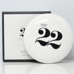 Chosungah Ver.22 Bounce Up Pact SPF30 PA+++ ตลับขาว เนื้อเนียนที่สุด
