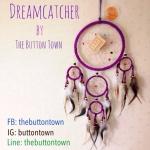 Dream Catcher ตาข่ายดักฝันร้าย รุ่นจัมโบ้ยอดนิยม (มีหลายสี)