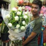ช่อดอกไม้ วาเลนไทน์ 16