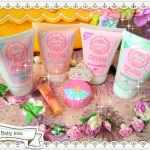 MINI BABY KISS WINK BODY LOTION 4 COLORS IN 1 PACK. SPF30 PA+++