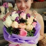 ช่อดอกไม้ 35