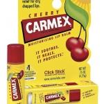 ลิปปาล์มบำรุงปากกลิ่นเชอรี่ Carmex Lip Balm Click Stick SPF 15 (Cherry)