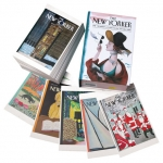 Postcards from The New Yorker โปสการ์ด 100 ใบ พร้อมกล่อง จาก The New Yorker