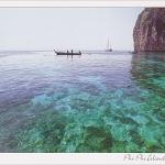 โปสการ์ด หมู่เกาะพีพี จังหวัดกระบี่ /ทะเล/อุทยานแห่งชาติ