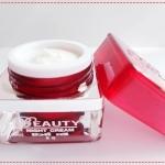 Night cream (ครีมกลางคืน) : ช่วยเสริมสร้าง ผิวใหม่ให้แข็งแรง