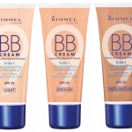 Rimmel BB Cream Beauty Balm 9 in 1 Skin Perfecting Super Makeup SPF 25