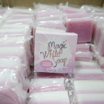Magic white soap สบู่ปรับผิวขาว by cherrlyn
