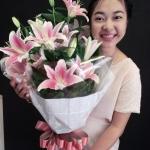 ช่อดอกไม้ 19