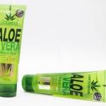 Polvera Aloe Vera Fresh Gel โพลเวร่า เจลว่านหางจระเข้สดแท้ ทำให้ผิวชุ่มชื่น ลดรอยแผลสิว