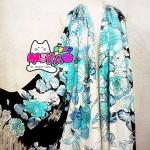 ผ้าพันคอ Pashmina พาสมีน่า PS1037