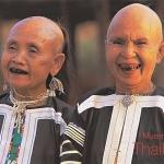 โปสการ์ด ชาวมูเซอ /ชาวเขา/การแต่งกาย