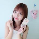 Rayshi skin sensitive ครีมหน้าสด Rayshi ขนาดทดลอง 10g
