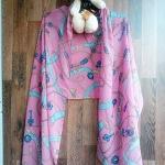 ผ้าพันคอ ชีฟรอง SF1126