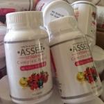 Assez Vitamin Complex Brand Acne Berry เอสเซ่ วิตามินผิวขาว ลดสิว หน้าใส