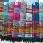 ผ้าพันคอ Pashmina พาสมีน่า ลาย ไทย PS1109T