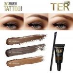 TER Masterpiece 3D Eyebrow Tattoo Waterproof คิ้วน้ำแทททู3มิติ