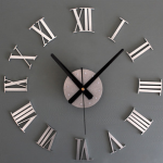 นาฬิกาไดคัท อะคริลิค gear11
