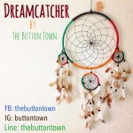 Dream Catcher ตาข่ายดักฝันร้าย รุ่น เรคเก้ ซุปเปอร์จัมโบ้