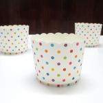 ถ้วยปาเน็ตโทนขอบหยัก ขนาดเล็ก 6*5*4.5cm