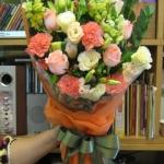 ช่อดอกไม้ 10