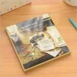 โปสการ์ด+ที่คั่นหนังสือ 30ใบ/เซ็ท Book Series Postcard Set