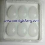 พิมพ์วุ้น พิมพ์ช็อคโกแลต รูปไข่