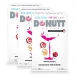 Donut Collagen Peptide 4500 mg ผลิตภัณฑ์เสริมอาหารโดนัท คอลลาเจน
