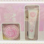 New !! BaBy Kiss Perfect Hand Up Set - Strawberry Flavour