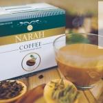 Narah Coffee กาแฟปรุงสำเร็จชนิดผง ตรานราห์(ส่งฟรี EMS)