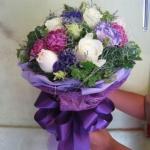 ช่อดอกไม้ 07