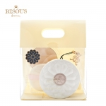 Bisous Bisous SET White Posy Whitening Powder Pact SPF27 PA++ #2