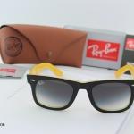 แว่นตา Rayban Wayfarer Yellow