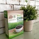 iHealth Organic ChiaSeeds Organic เมล็ดเจีย เกรดพรีเมี่ยม สด สะอาด ปราศจากสารเคมี